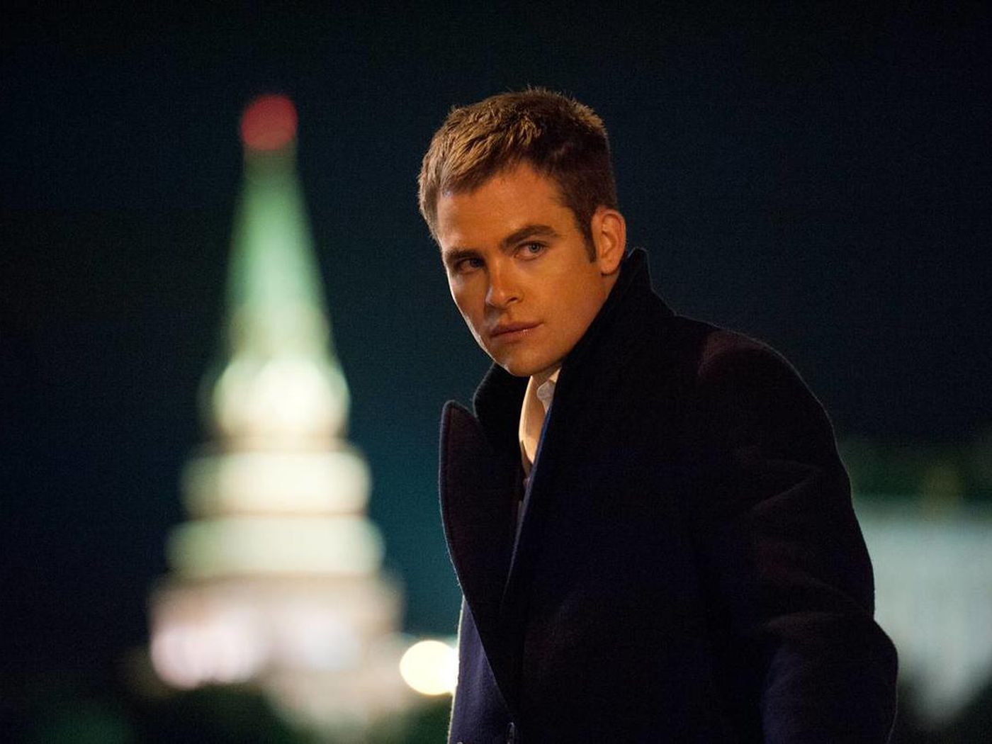 Fun 'Shadow Recruit' puts Jack Ryan back on the big screen
