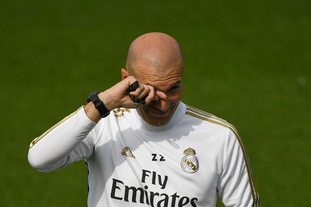 Zidane: ?We?re ready to complete a great performance in Sevilla?