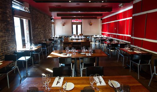 Marco Canora S East Village Restaurant Still Serves One Of The Best Ragus In City And Menu Always Includes A Few Terrific Vegetables Dishes