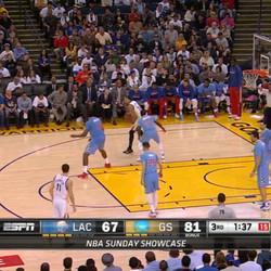 Livingston vs. Clippers - 3/8