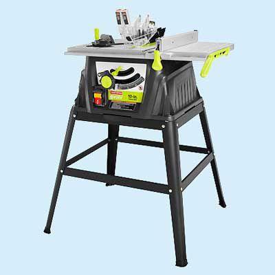 Craftsman Evolv 28461 Portable Table Saw