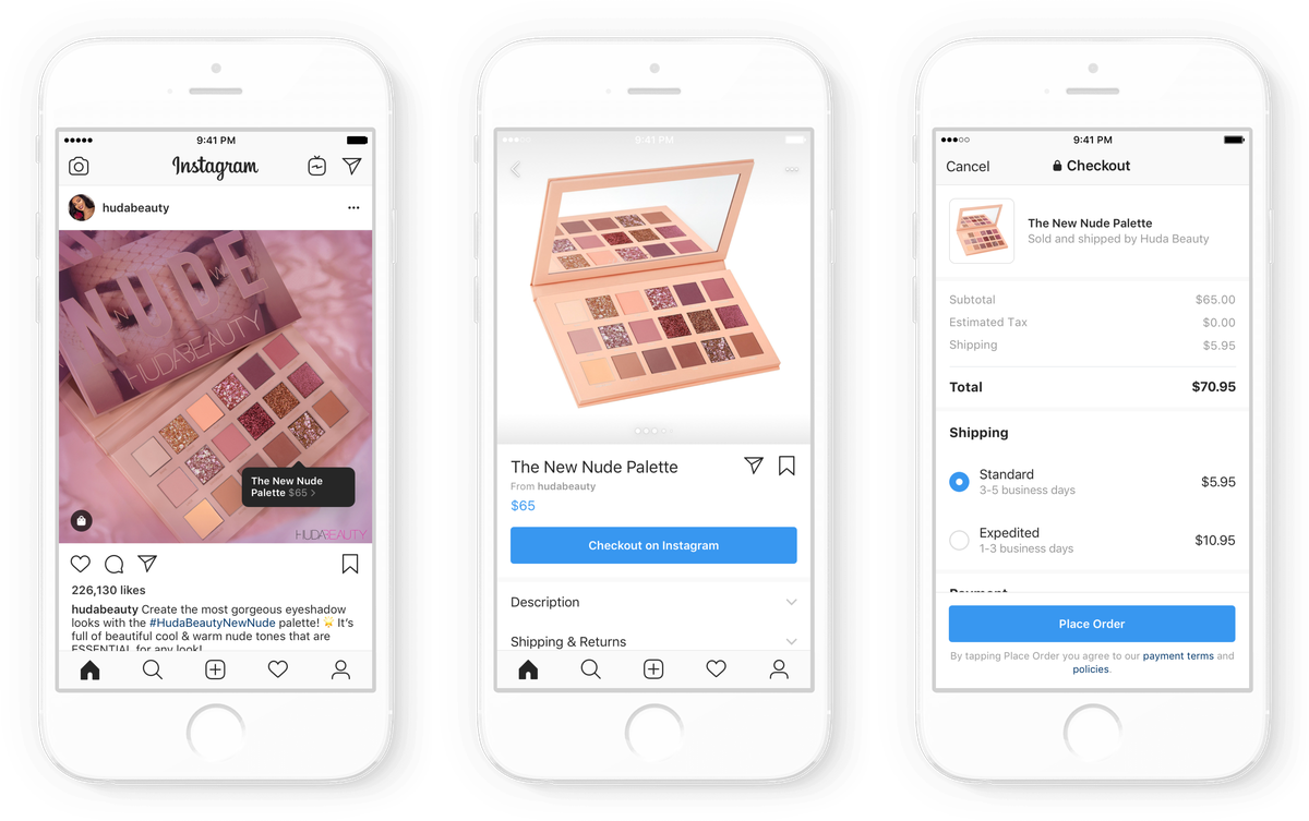 Instagram adds in-app checkout as part of its big push into