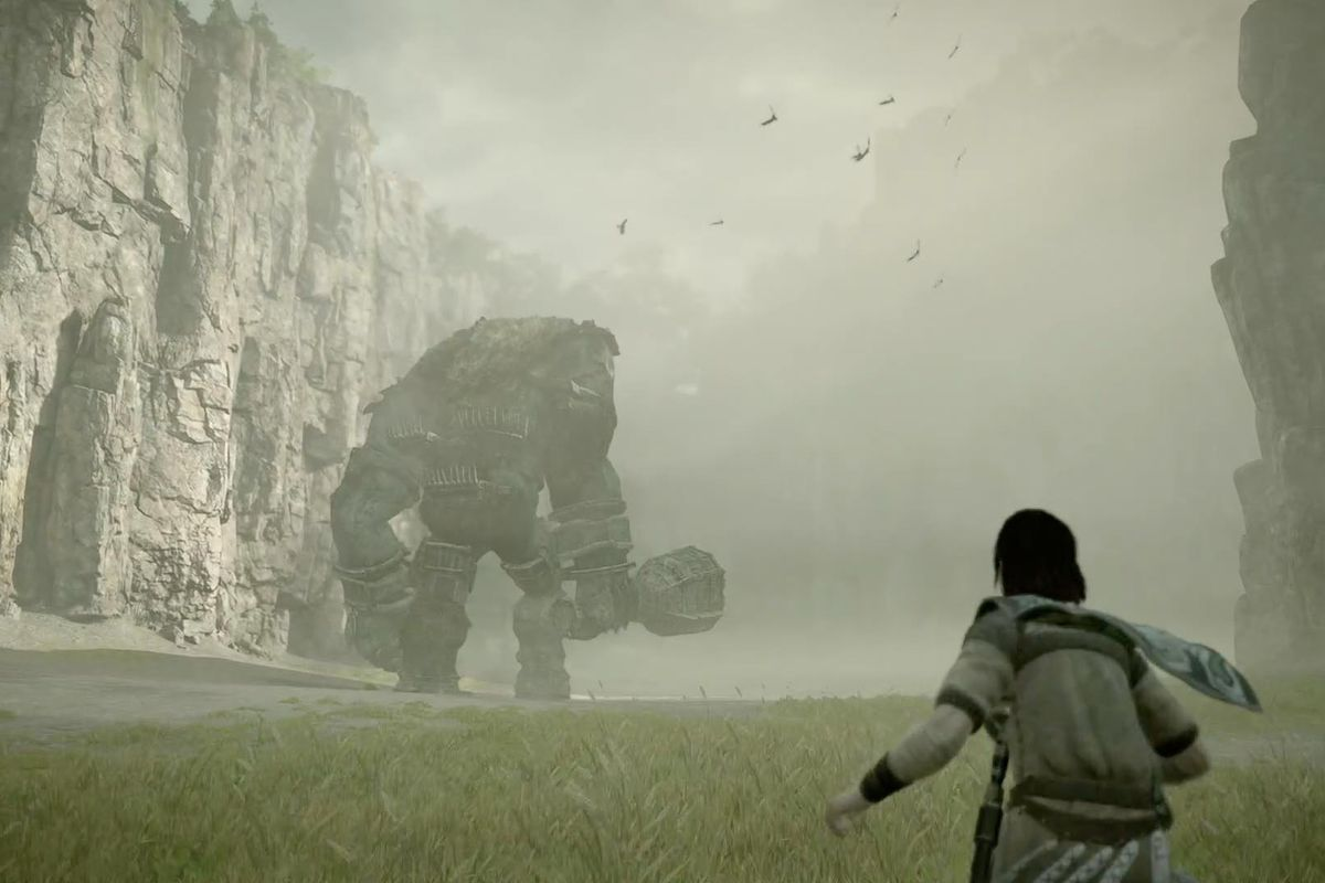 Shadow Of The Colossus Colossi 16