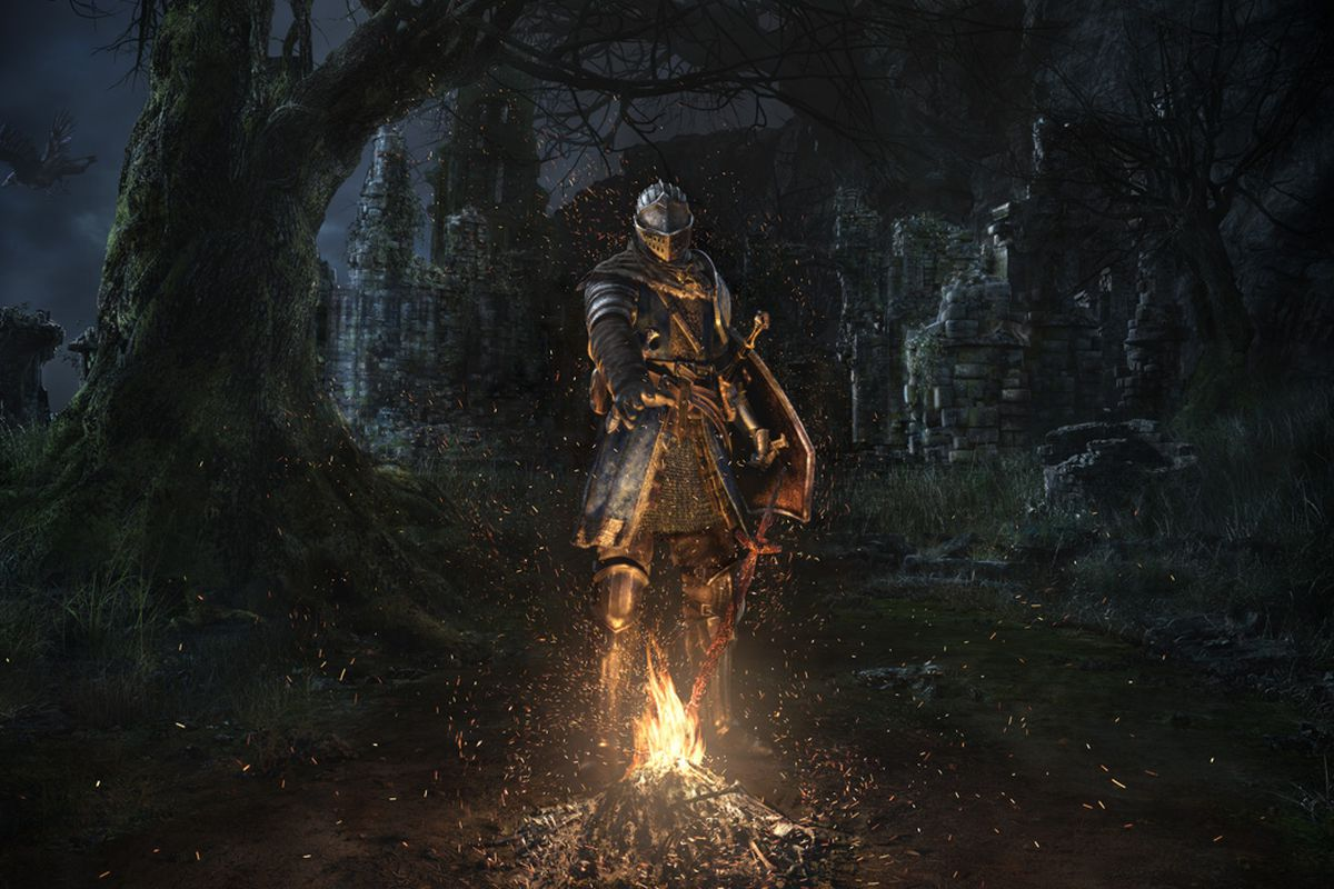 dark souls remastered for switch delayed polygon