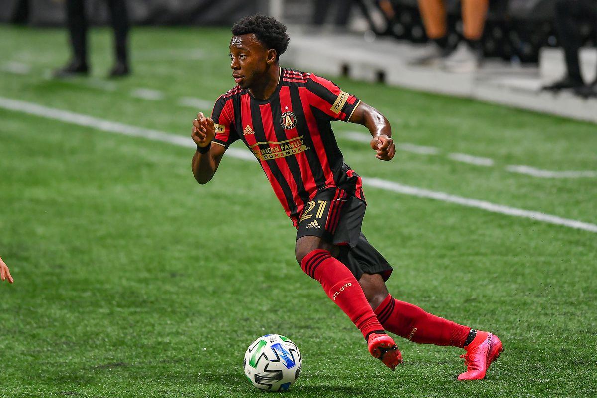 SOCCER: OCT 07 MLS - Orlando City SC at Atlanta United FC