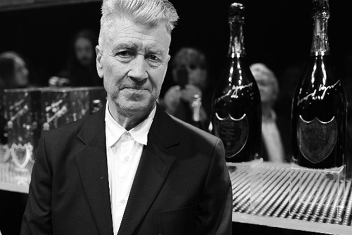David Lynch loves Dom P and Philadelphia