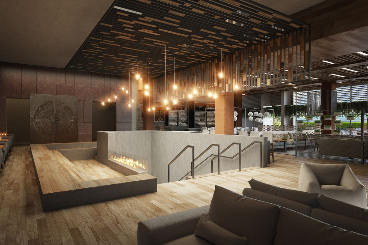 Midtown Athletic Club Serves Up Details On New Hotel S
