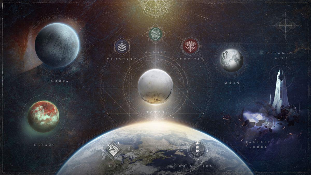 Destiny 2 Beyond Light Director 4th year