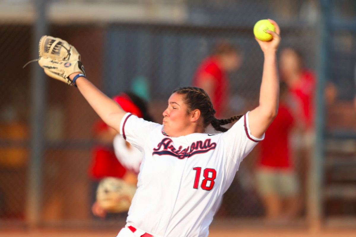 Junior Taylor McQuillin claims seniority role on Arizona's pitching staff
