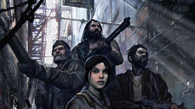 Art from the original <em>Left 4 Dead</em>
