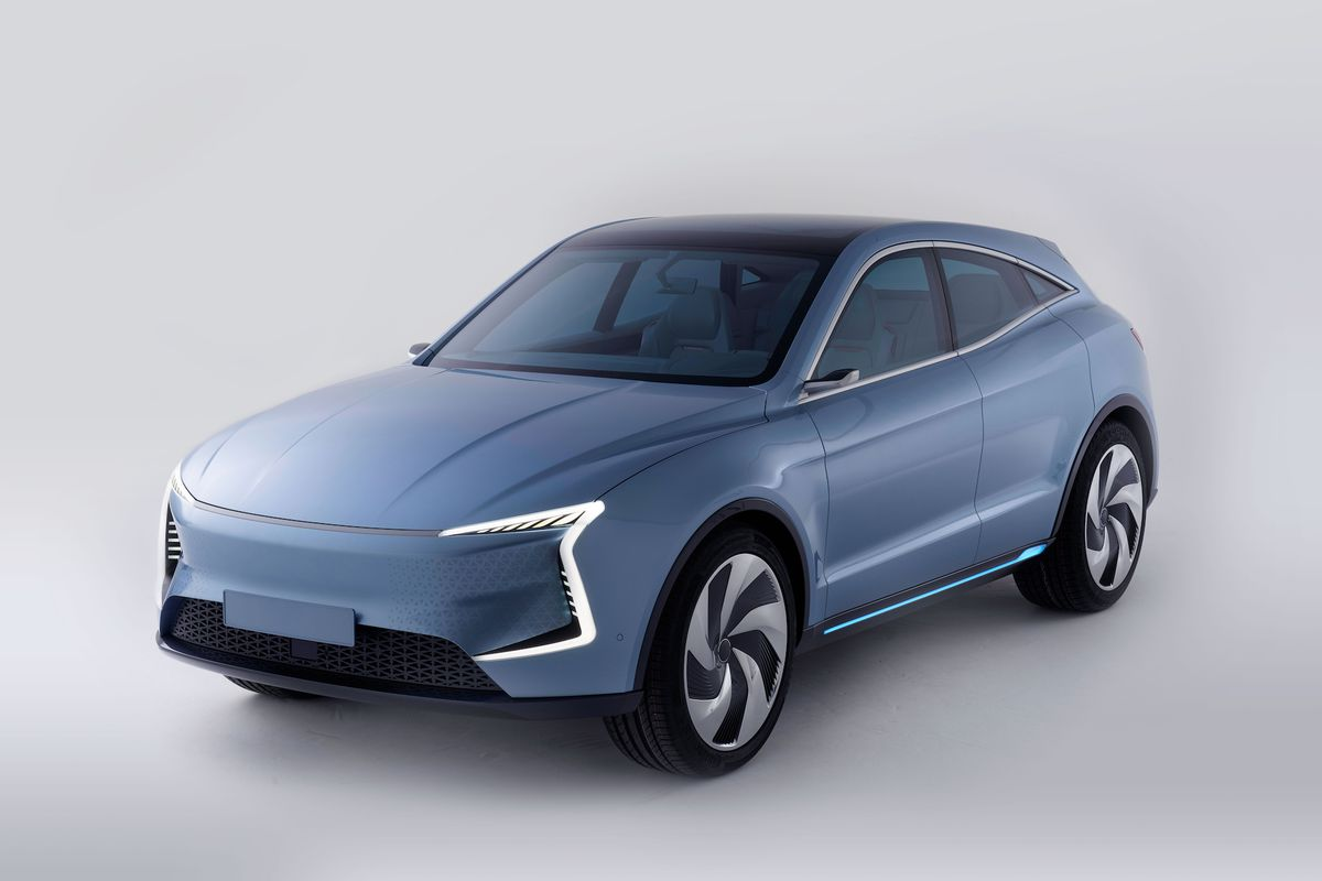 Across The Country From New York Auto Show Which Started This Week A Small Electric Vehicle Startup Called Sf Motors Has Emerged Shadows