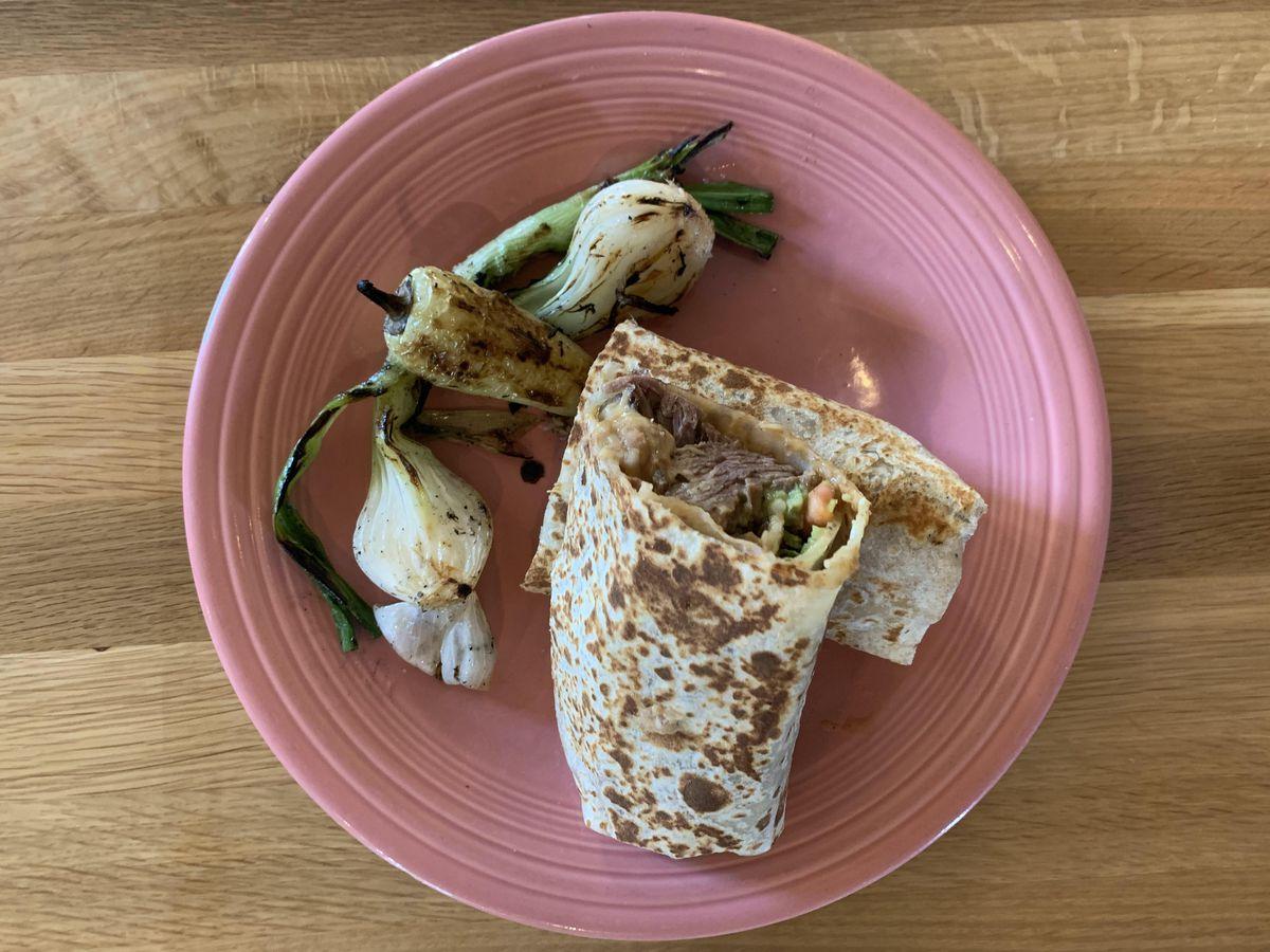 Barbacoa burrito from Gallo Blanco in Phoenix