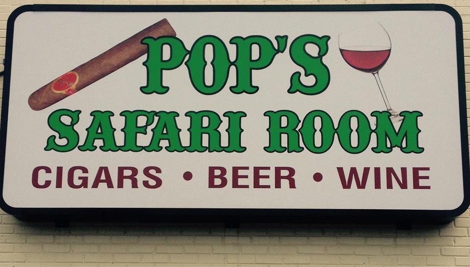 Pop's Safari Room