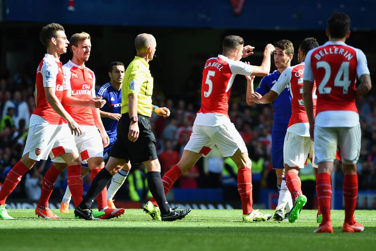 Making Of A Rivalry Arsenal Vs Chelsea The Short Fuse