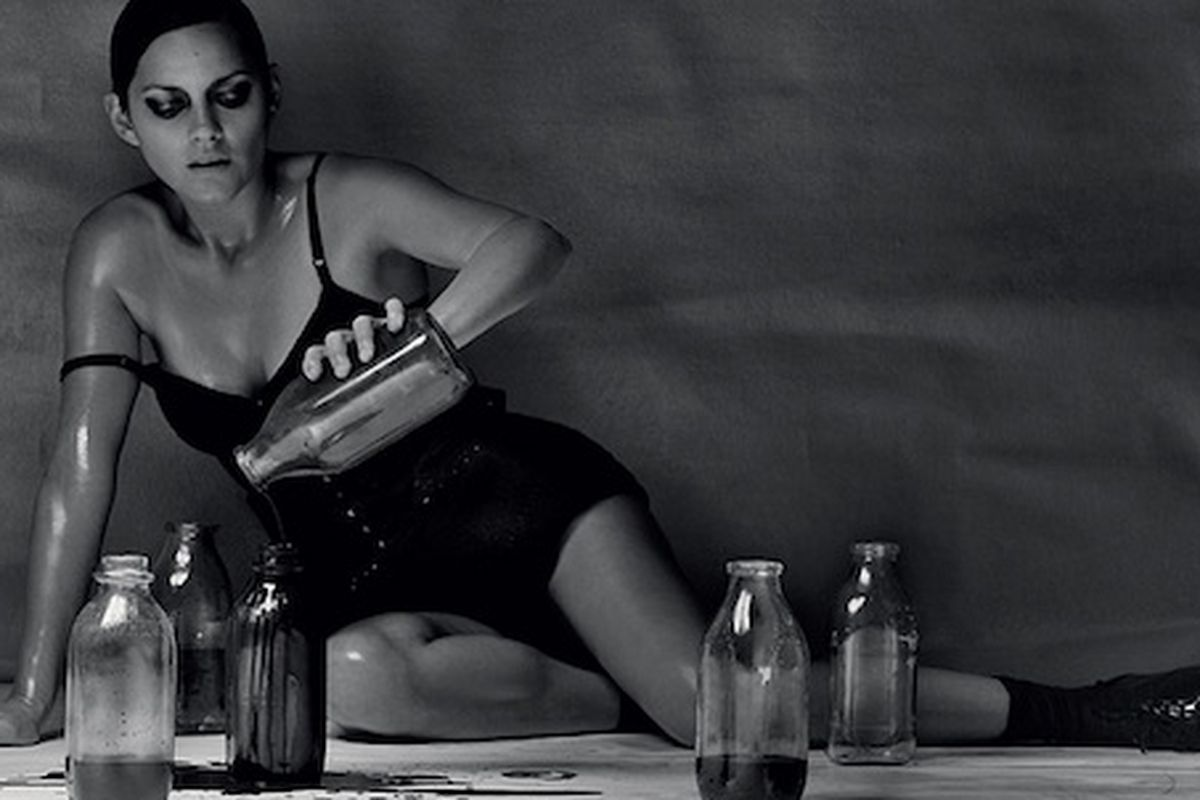 """Image via <a href=""""http://www.anothermag.com/exclusives/marioncotillard%22"""">Another Mag</a>"""