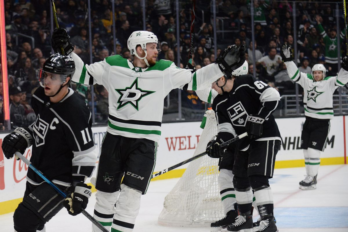 NHL: Dallas Stars at Los Angeles Kings