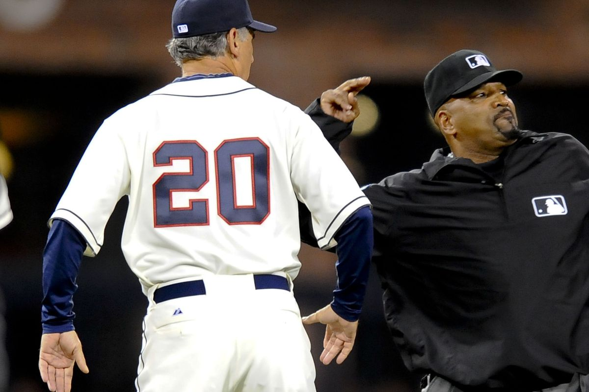 Bud Black is #20, the Padres have stunk for the last20 games. Coincidence?