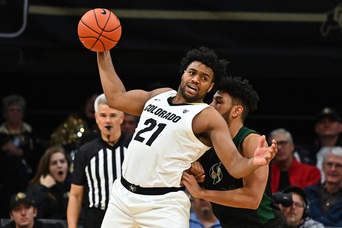 NCAA Basketball: Sacramento State at Colorado