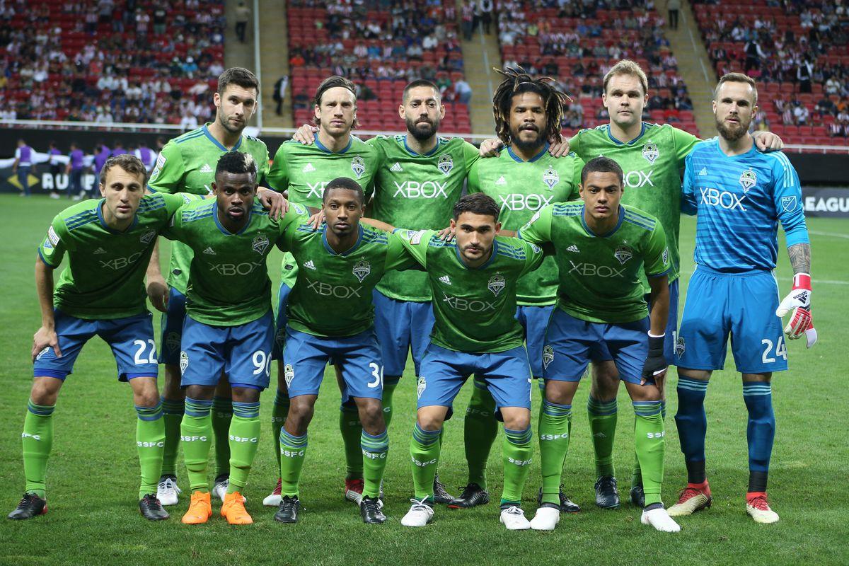 Seattle Sounders Vs C D Guadalajara Community Player Ratings Form Sounder At Heart