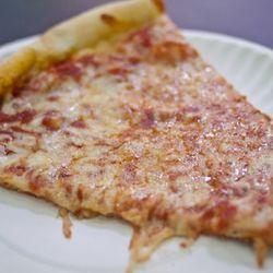 """Dollar Slice from In-N-Out Pizza by <a href=""""http://www.flickr.com/photos/chris6sigma/5643639205/in/pool-29939462@N00/"""">ExFlexitarian</a>."""