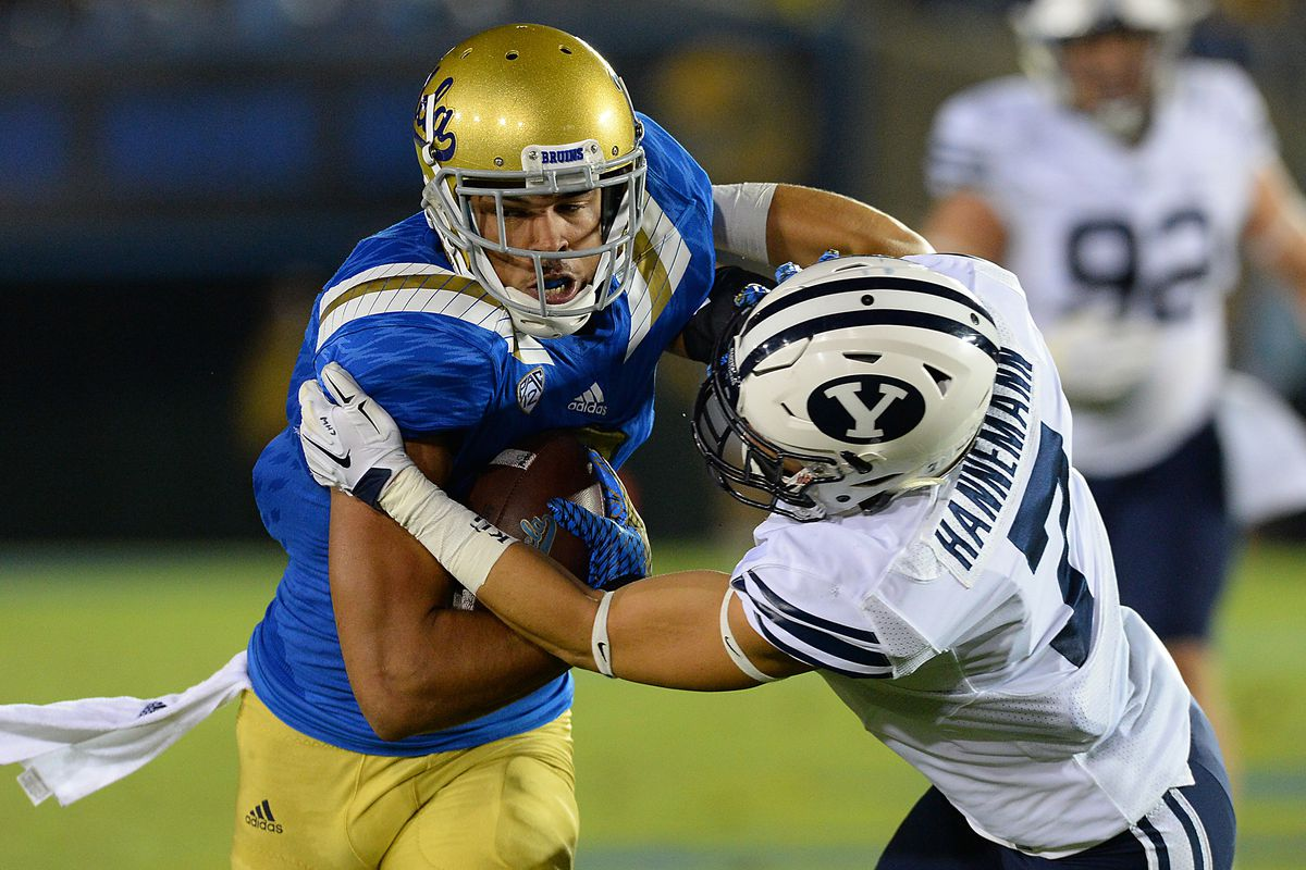 Can Jordan Payton create the kind of separation needed to impress the NFL scouts?