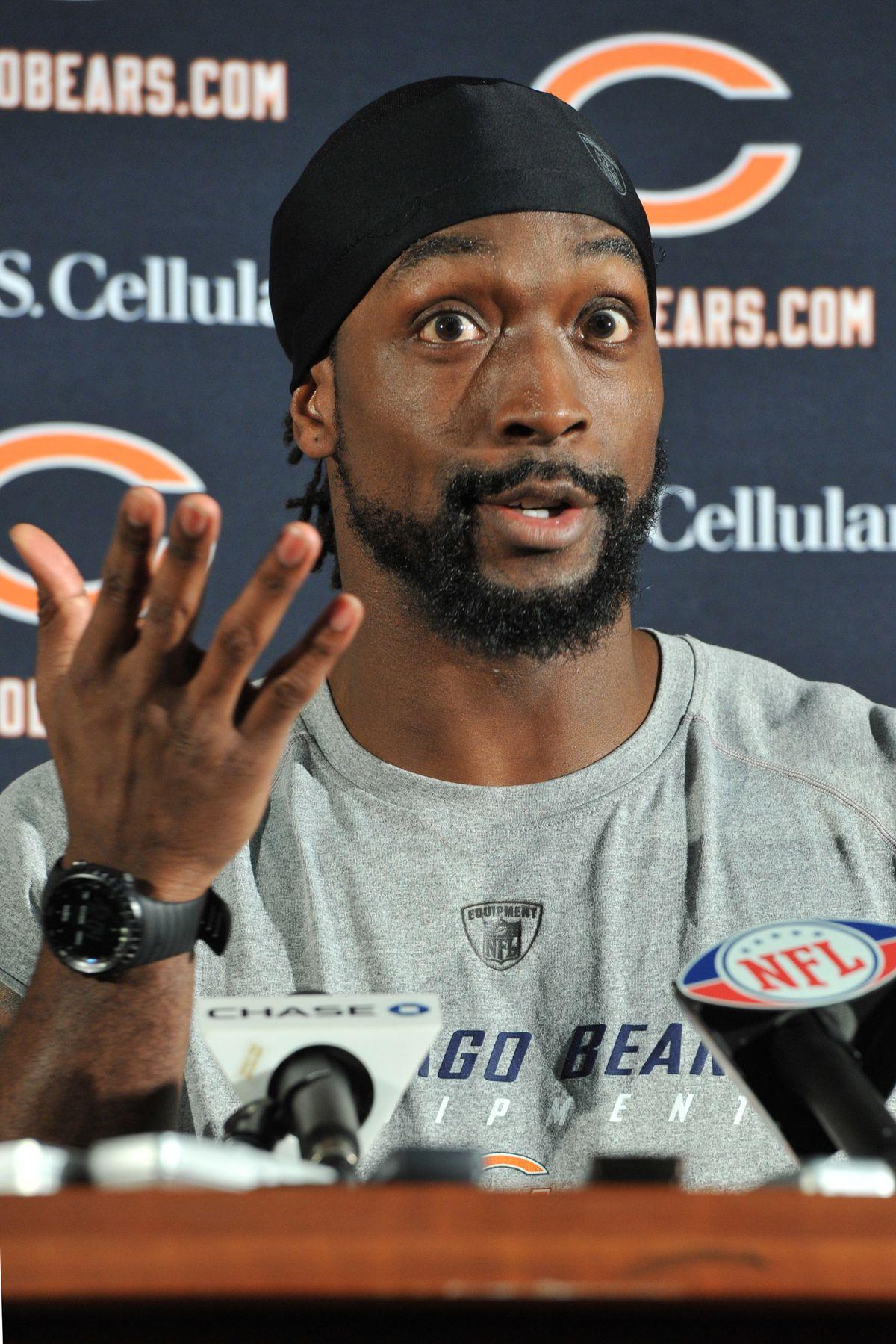 NFL: JAN 20 Bears Press Conference