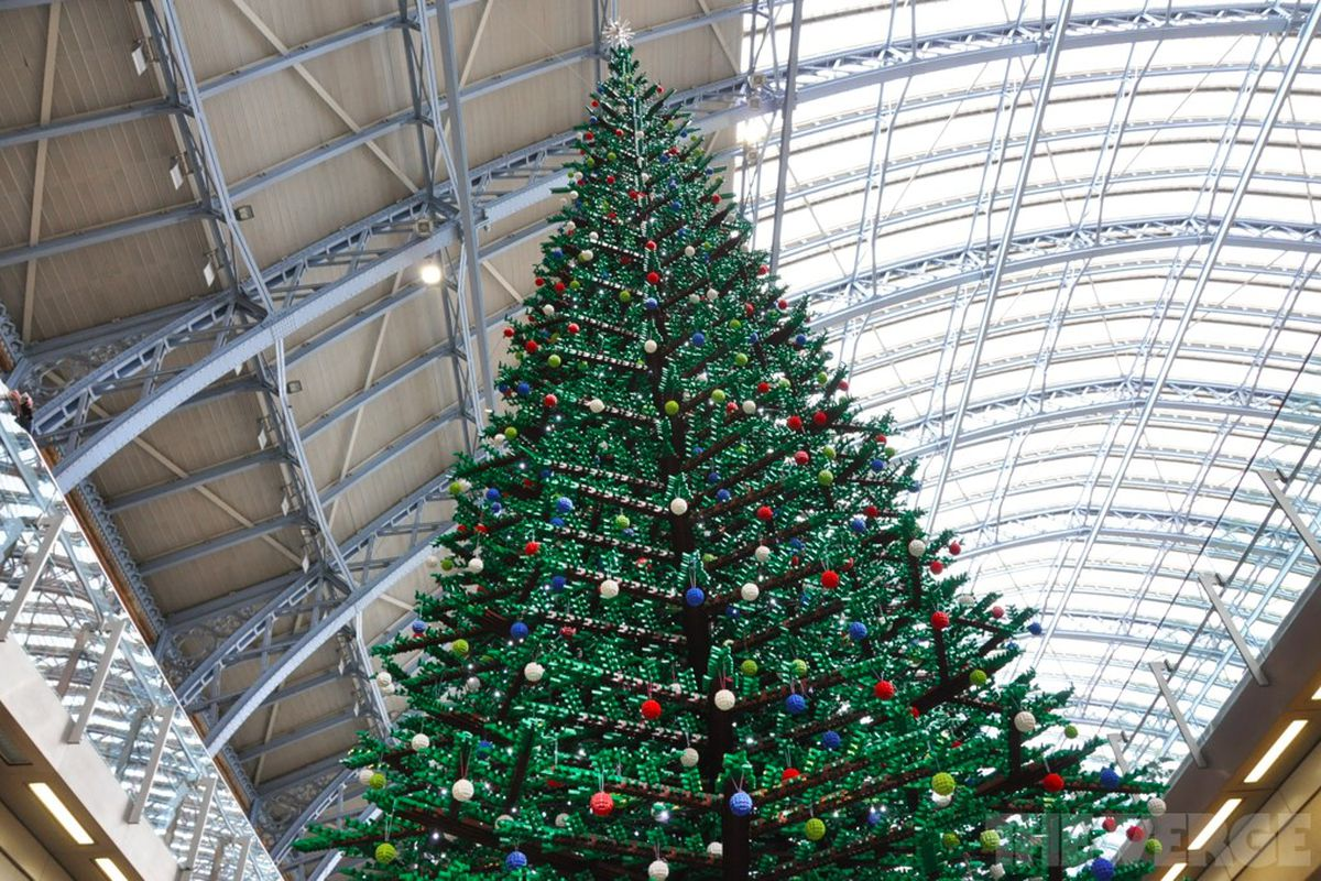 The Biggest Christmas Tree In The World