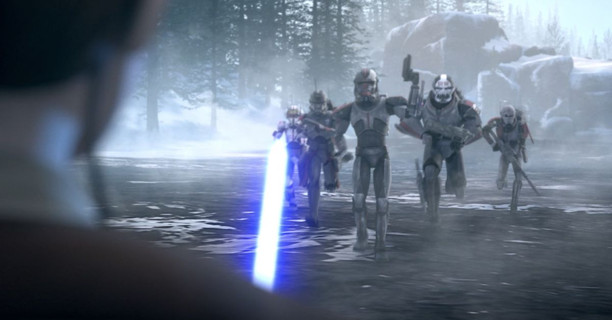 Star Wars: The Bad Batch episode 1 retcons a key Jedi's story