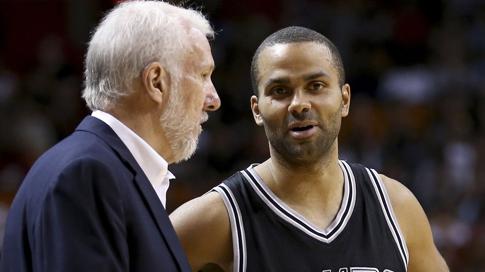 Watch Tony Parker go off against the Nuggets