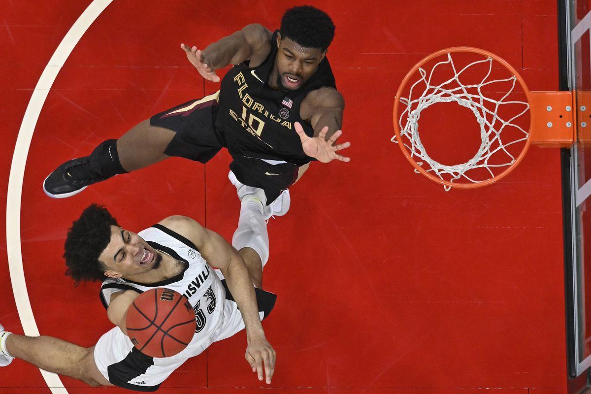 NCAA Basketball: Florida State at Louisville