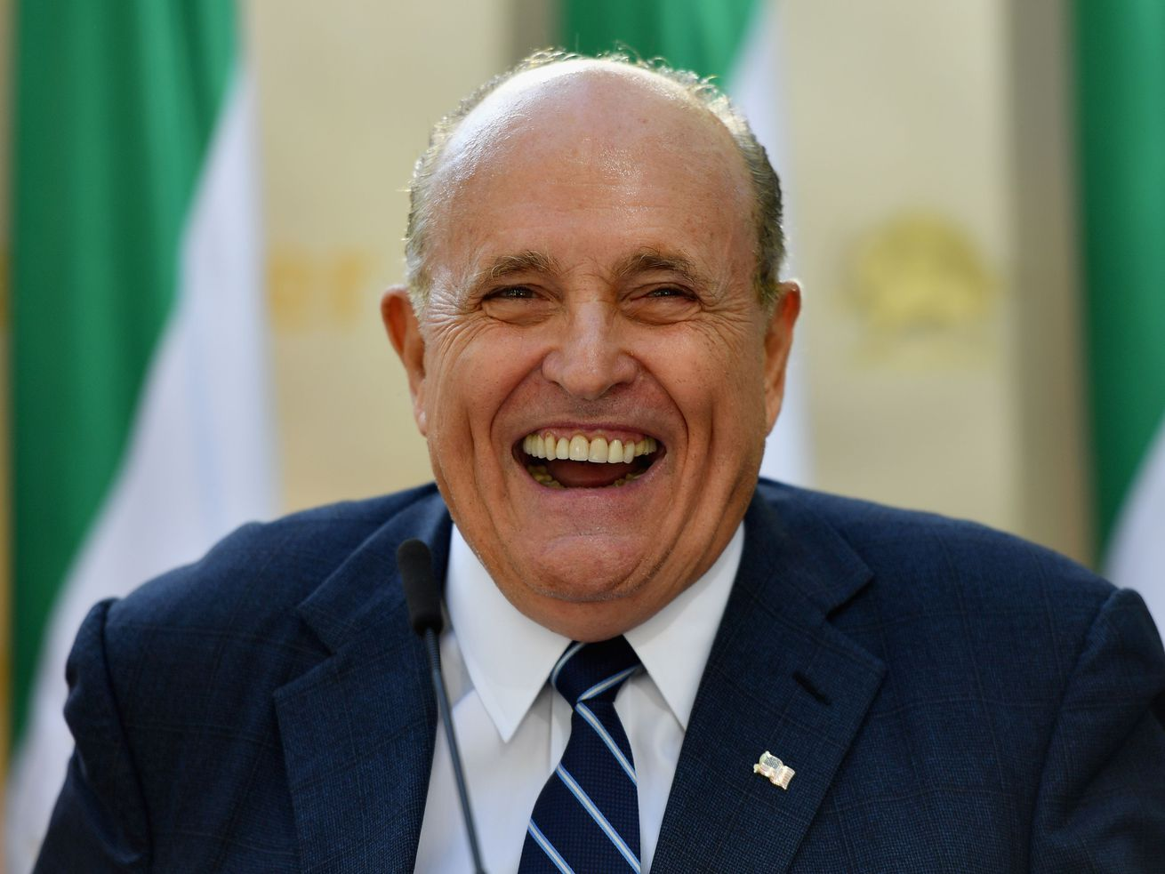 Rudy Giuliani Tried To Score Big Bucks In Ukraine As Scandal Unfolded Pnu