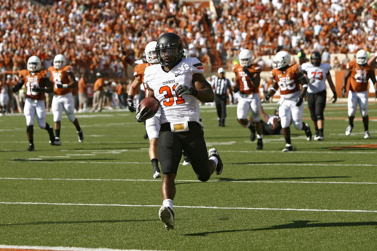 The Texas defense was very good on Saturday... but fell a few crucial plays short of being great.
