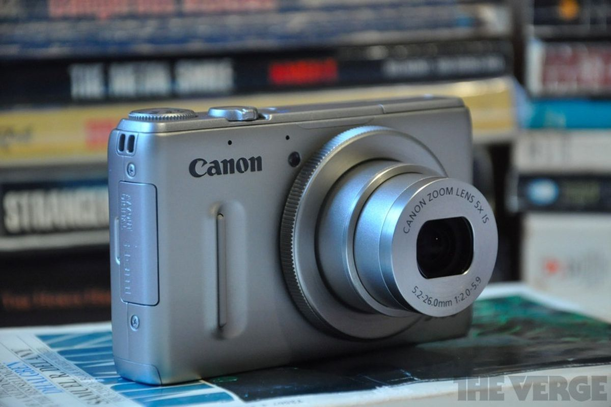 Canon powershot s100 firmware update released fixes video s100 sciox Images