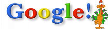 Google's pitiful Thanksgiving doodle.