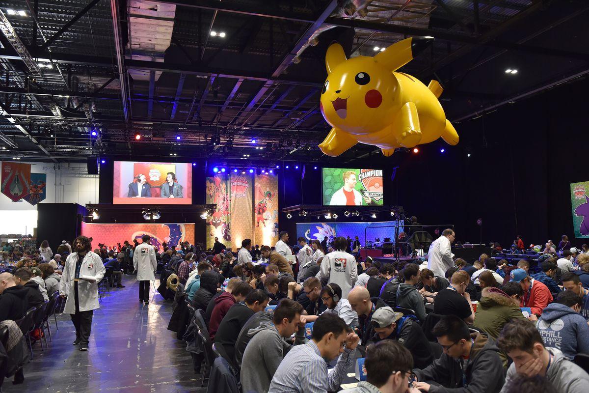 Pokemon European International Championships
