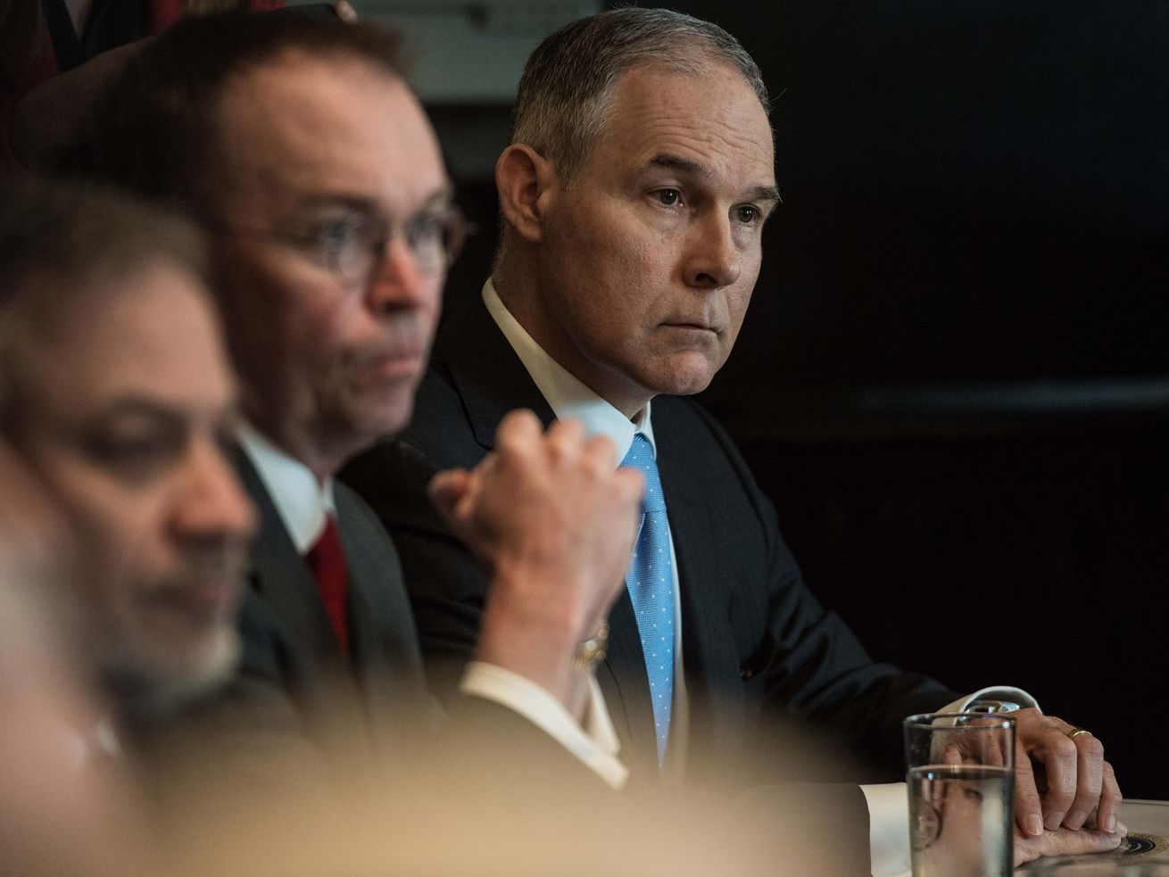 EPA Administrator Scott Pruitt is facing several investigations for potential violations of the law and ethics rules.