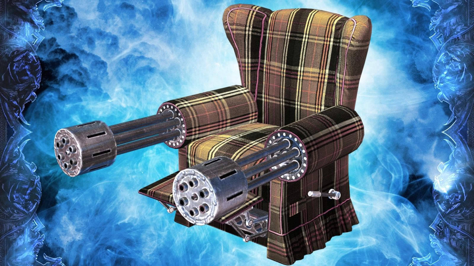 Saints Row Gat Out Of Hell S Slothful Lounge Chair Of