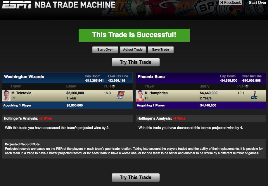 trade machine 2