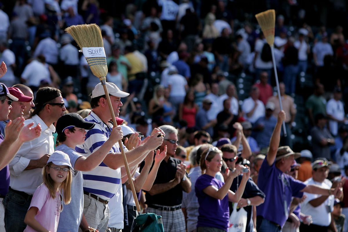 Get your brooms out Gopher and Spartan fans!