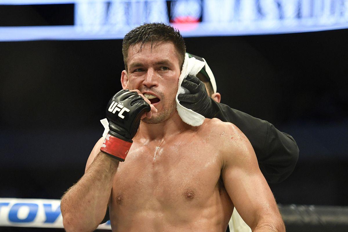 MMA: UFC 211-Maia vs Masvidal