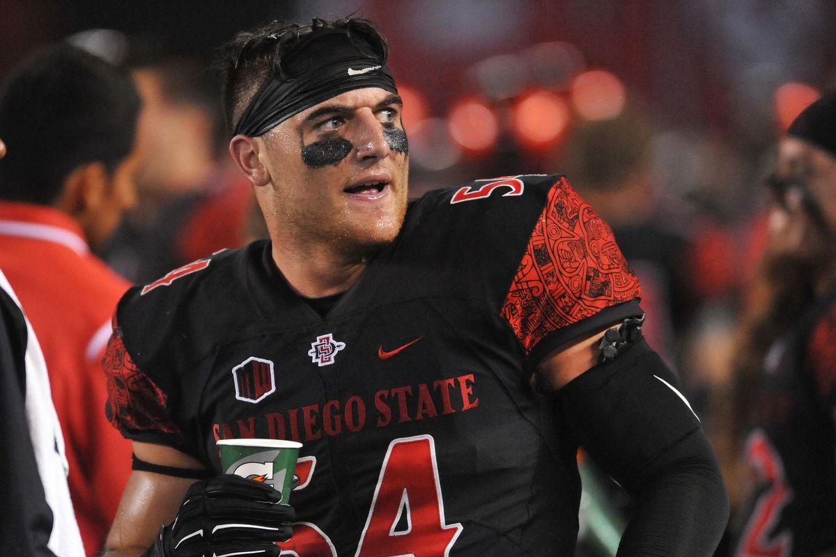 NCAA Football: San Diego at San Diego State
