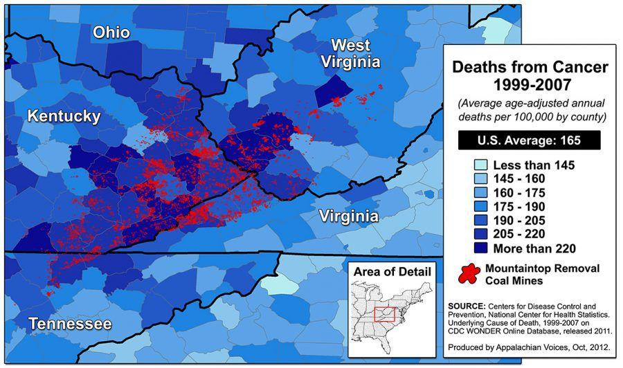cancer in Appalachia