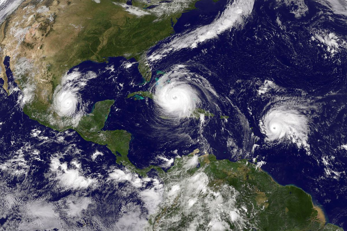 Fires, heat waves, and hurricanes: why this summer's extreme weather