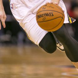 Jazzmen In Tights Legging Trend Popular Among Utah Players Deseret News