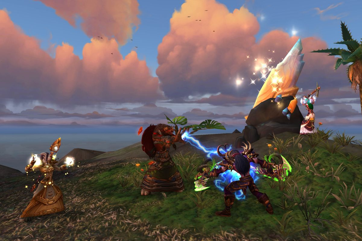 War Mode' replaces world PvP in World of Warcraft's next
