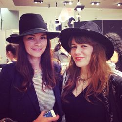Hey, it's Kelly Oxford and Jenny Lewis!