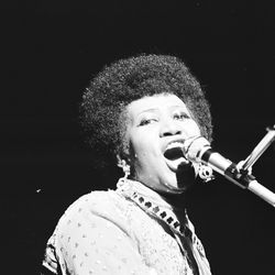 In concert at Arie Crown Theater in 1972. | Sun-Times files