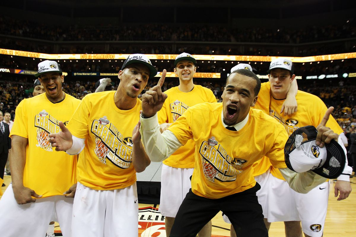 best loved d5dcd 42e3a It's been 5 long years for Missouri basketball - Rock M Nation