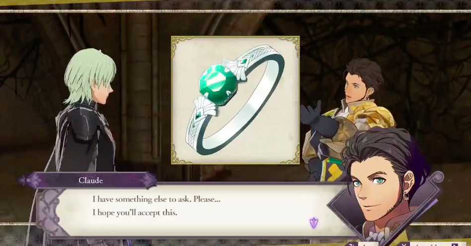 Fire Emblem: Three houses hack opens up more gay marriage options