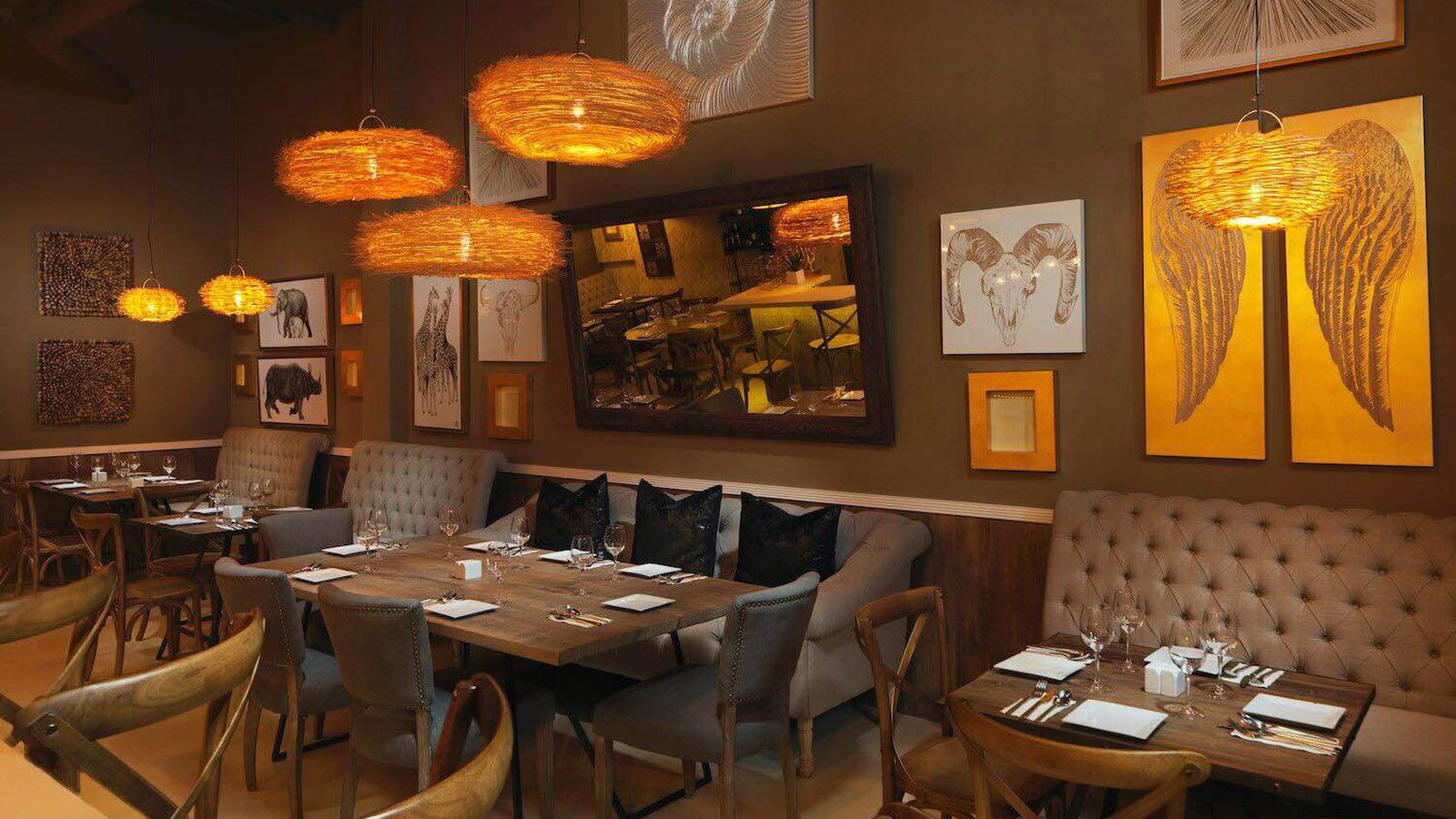 Ocio Restaurant Miami Menu
